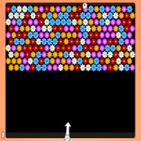 Flower Bubble shooter