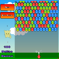 Mew Bubble shooter